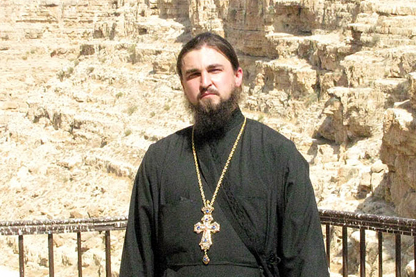 архимандрит Нафанаил (Присэкару)