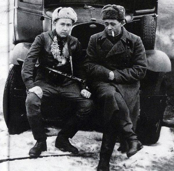 Лейтенант Солженицын