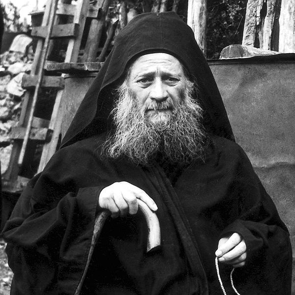 Старец Иосиф Исихаст (1897-1959)