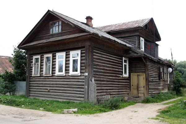 Дом Малышевых