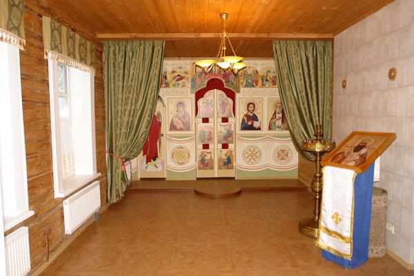 Дом сщмч. епископа Серафима (Звездинского)
