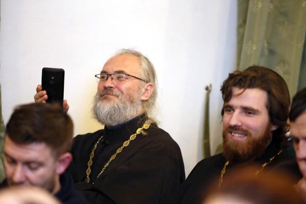 священник Димитрий Ласкин