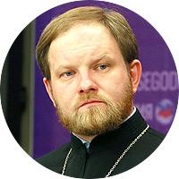 Священник Александр Волков