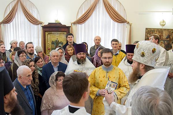 Митрополит Тверской и Кашинский Савва