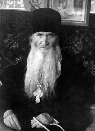 Преподобный Севастиан Карагандинский