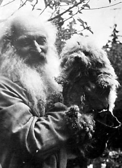 Отец Сергий в Фирсановке