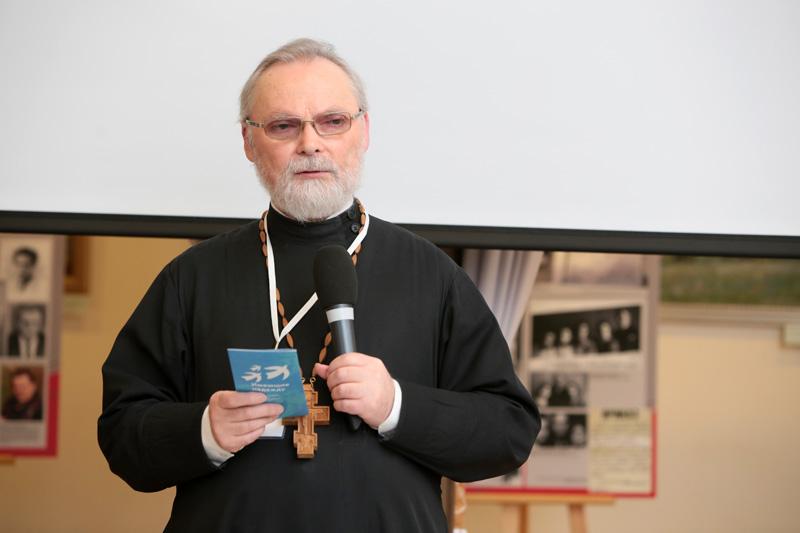 Cвященник Георгий Кочетков
