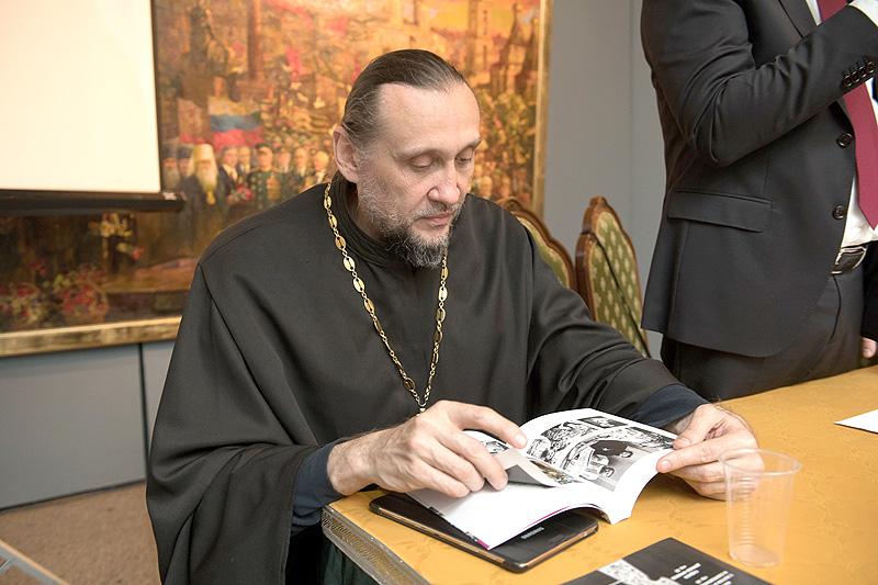 Протоиерей Сергий Стаценко