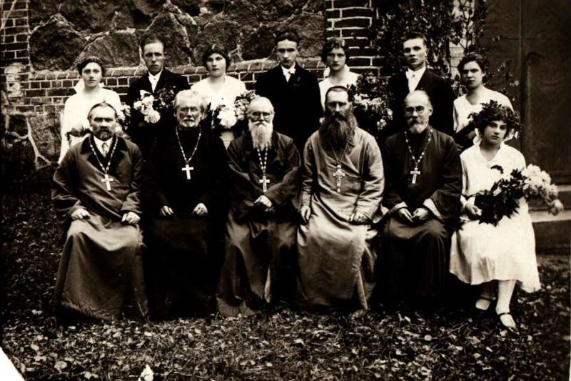 Рижское духовенство