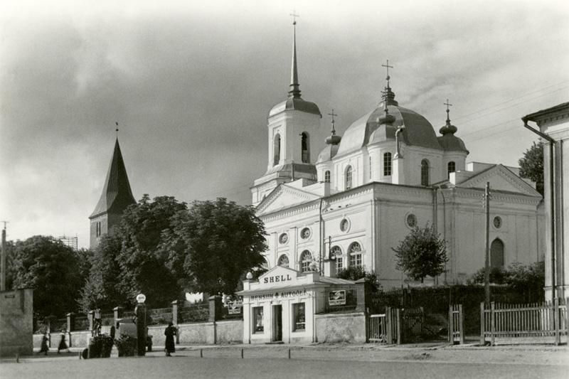 Успенский собор г. Юрьева