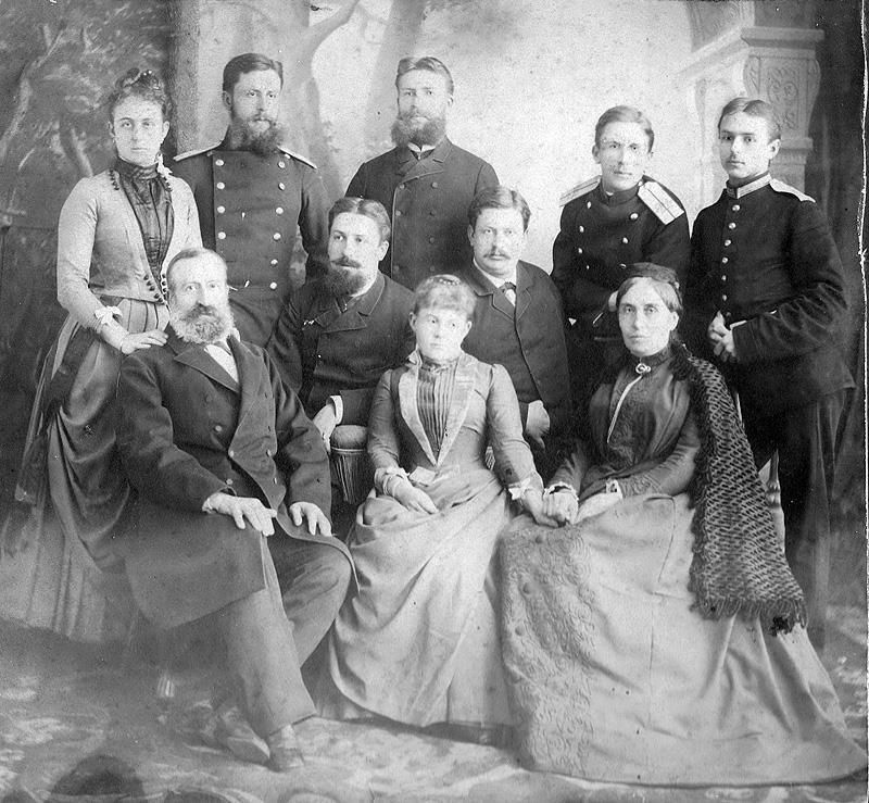 Семья Беликовичей