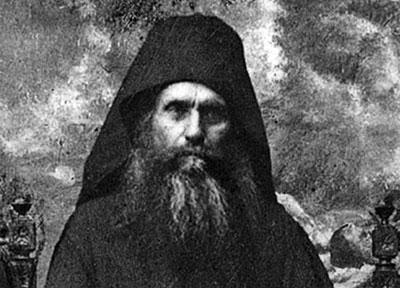 прп. Силуан Афонский