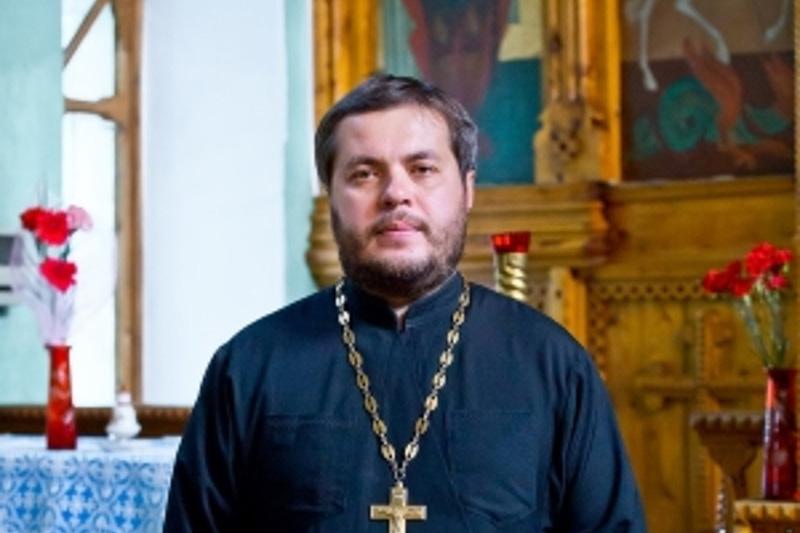 Протоиерей Сергий Стольников