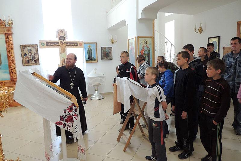 cвященник Петр Лисицкий (Славгородская епархия)