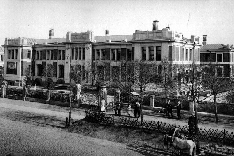Морозовская больница