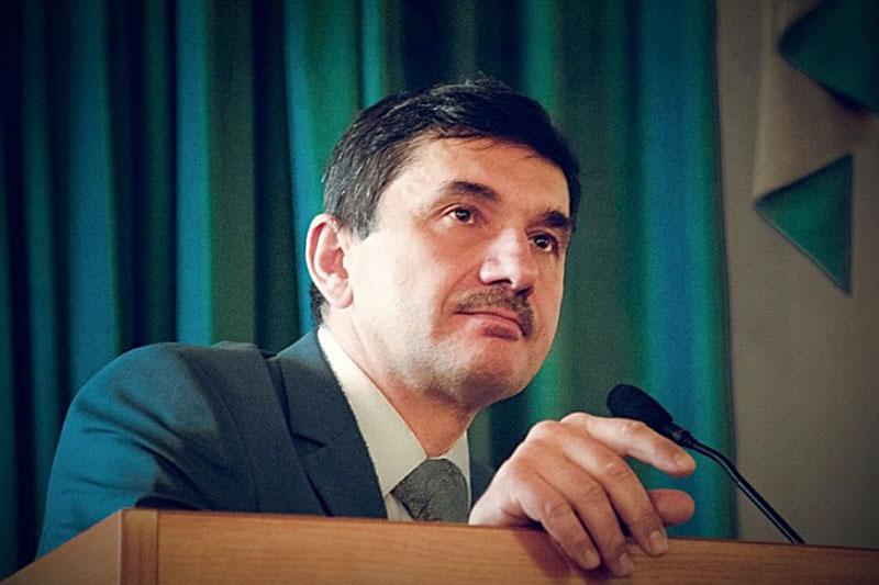 Дмитрий Кириллович Богатырёв