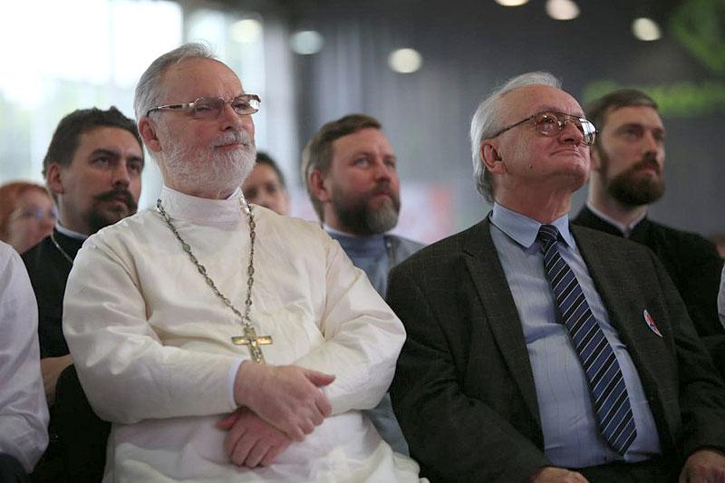 Священник Георгий Кочетков и академик А.А. Старобинский