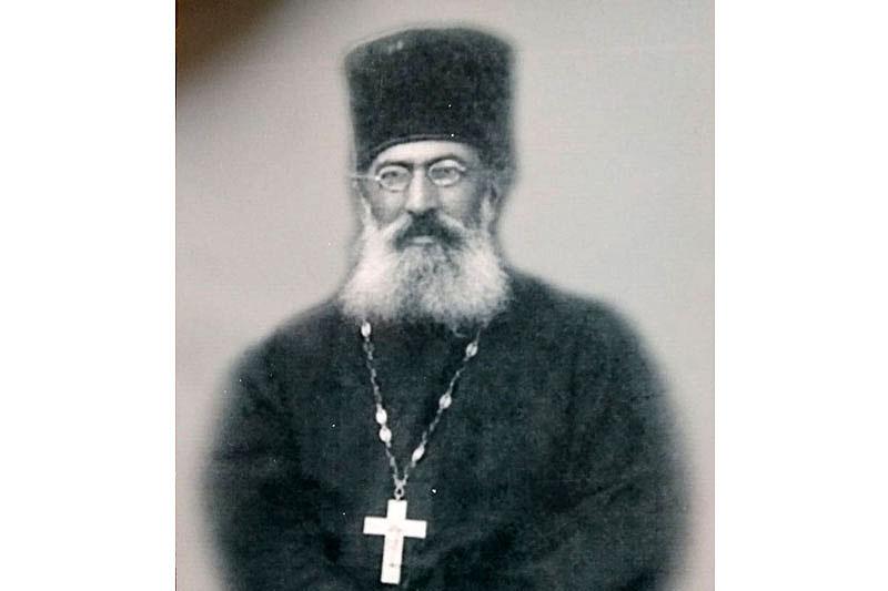 священник Стилиан Каракозов
