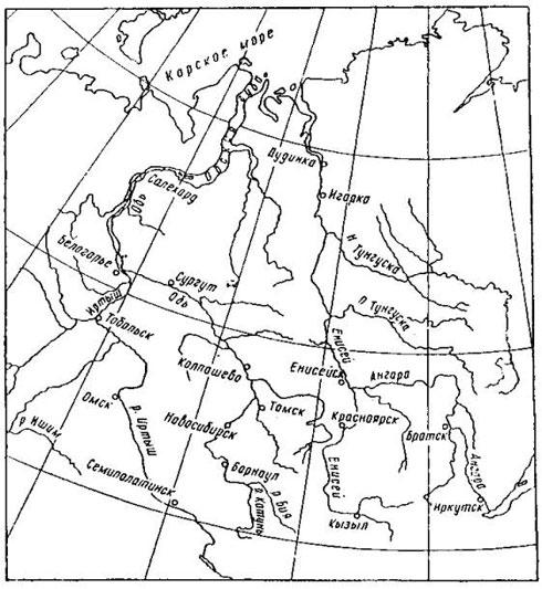 Основные сражения на Восточном фронте
