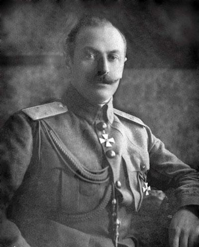 Генерал-лейтенант Георгий Николаевич Вирановский