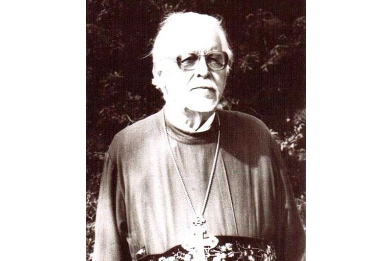 Протоиерей Иоанн Конюхов