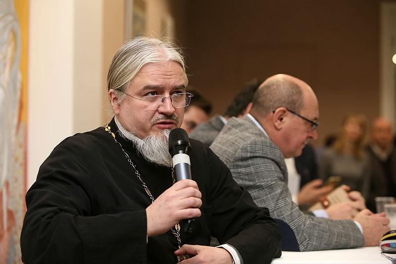 Отец Димитрий Олихов