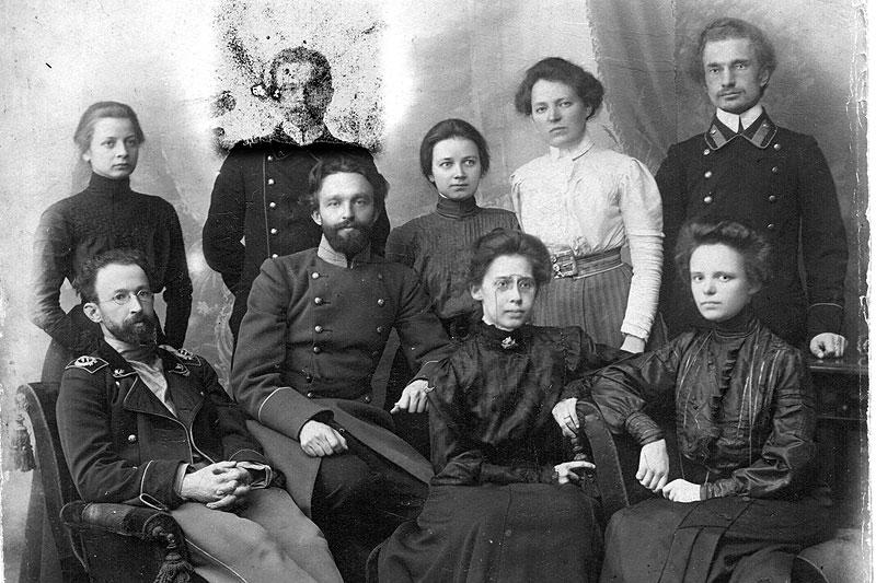 Семья Ватманов