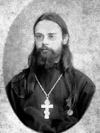 Священник Александр Слободской