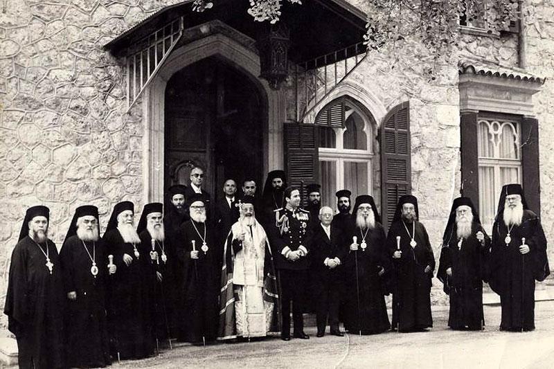 Синод Элладской церкви
