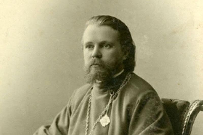 протоиерей Александр Сахаров
