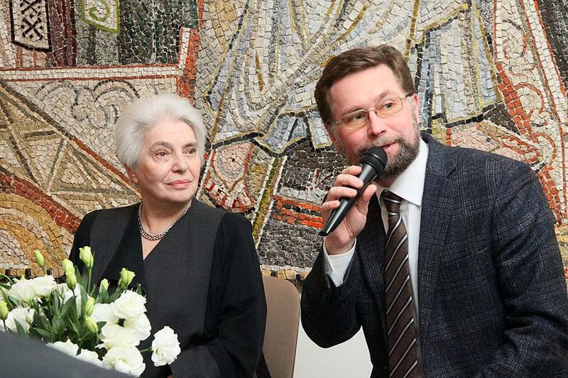 Беседа с Наталией Дмитриевной Солженицыной. 2015 г.