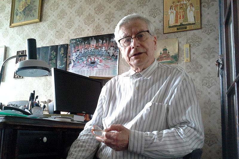 Сергей Андреевич Зегжда
