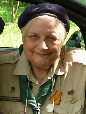 Мария Владимировна Жесткова-Татищева