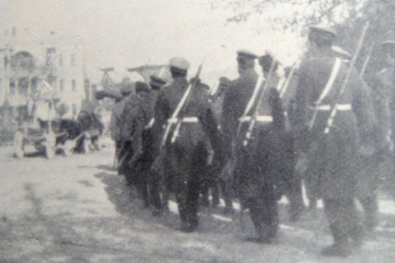 Фото из книги мемуаров генерала Врангеля
