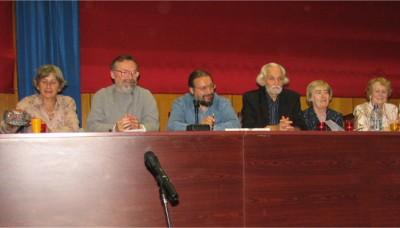 Вечер «Солидарность поколений как фактор гражданской свободы»