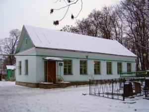 Здание школы при храме свв. Жен Мироносиц
