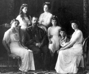 Царская семья