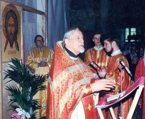 Отец Виталий Боровой