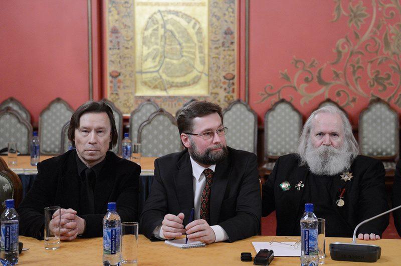 На встрече представителей православных общественных объединений