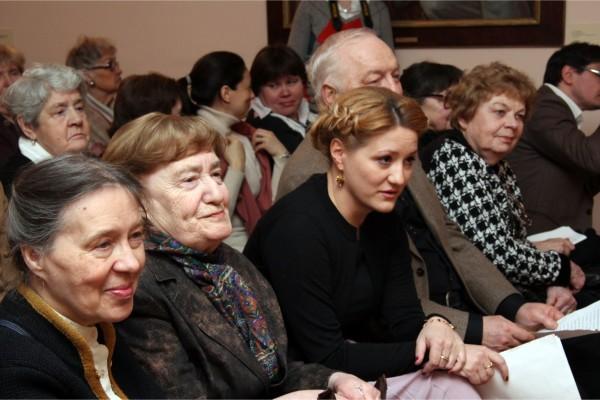 Вечер памяти Лидии Корнеевны Чуковской